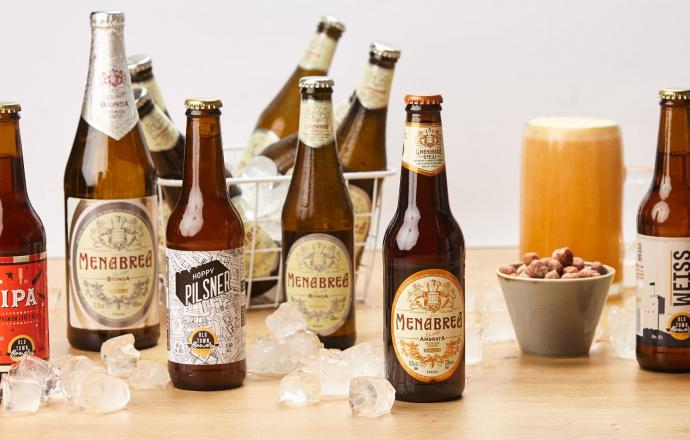Крафт и гурмет пива