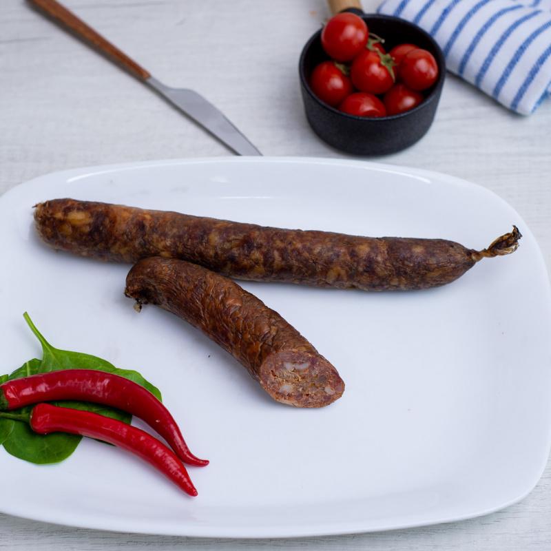 Дебел домашен колбас