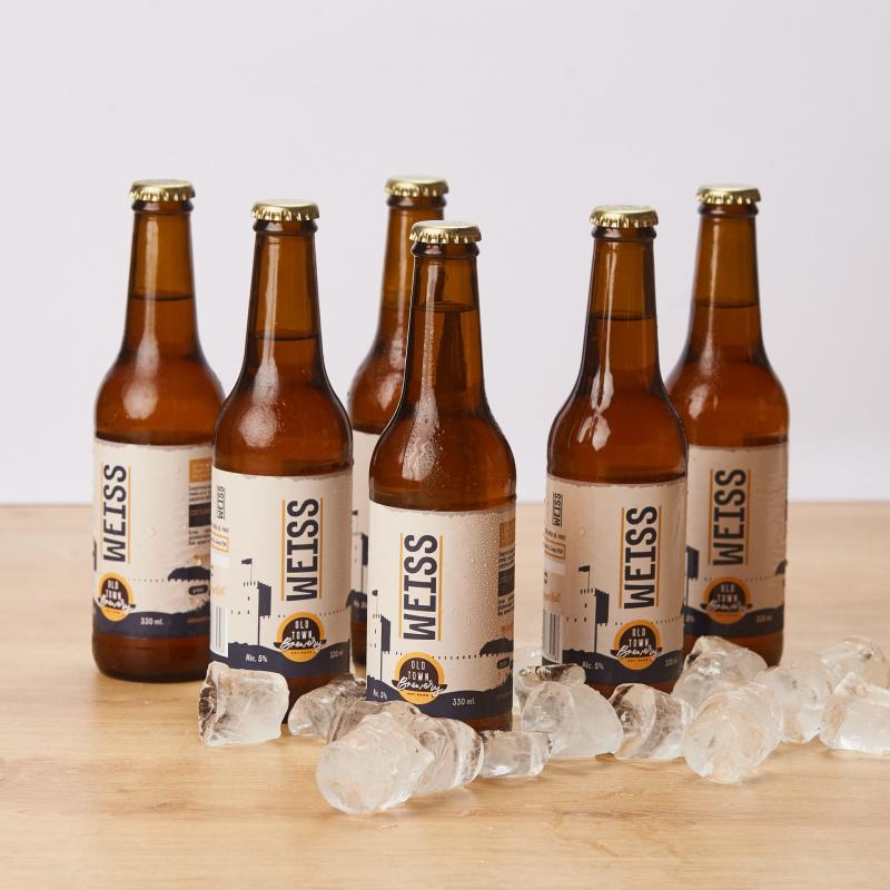6 Светли пива Weiss