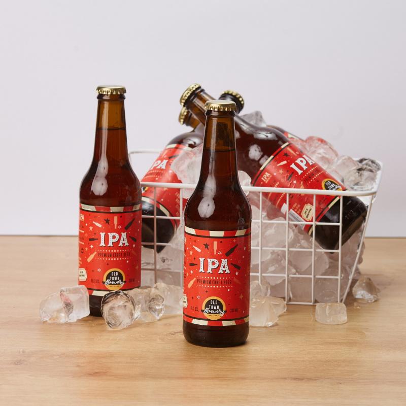 6 Темни пива I.P.A.