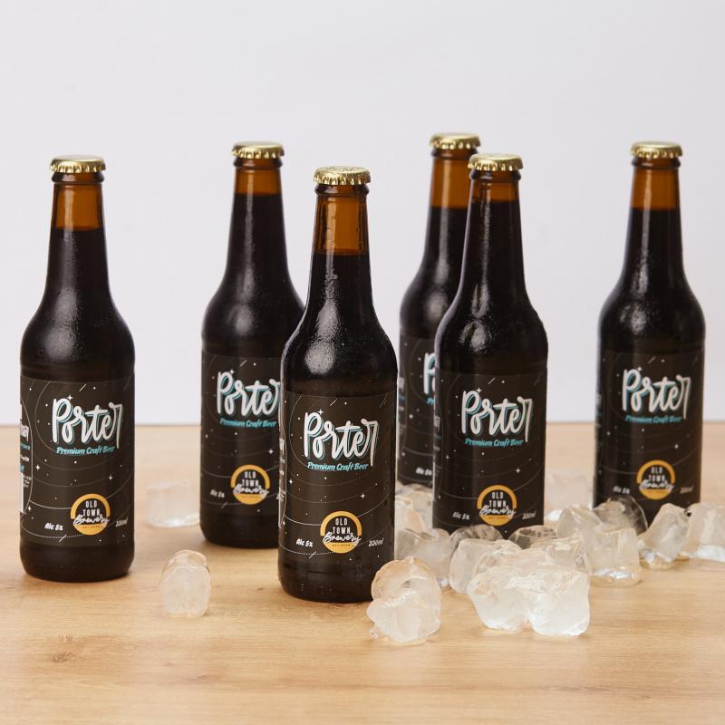 6 Темни пивa Porter