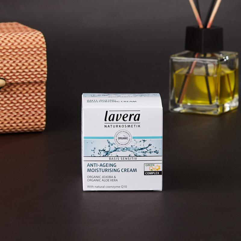 Basis sensitiv - Anti-age хидратантна крема за зрела кожа со q10