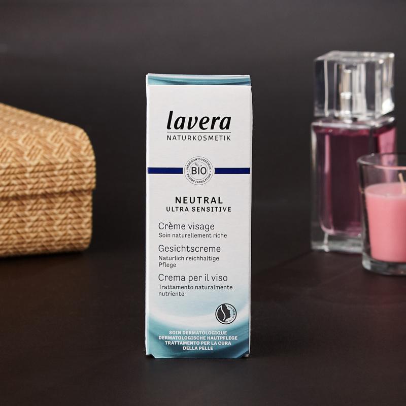 Neutral - Крема за лице за сензитивна кожа