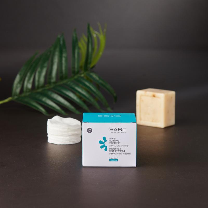 Хидратантна крема за лице со заштитен фактор SPF 20
