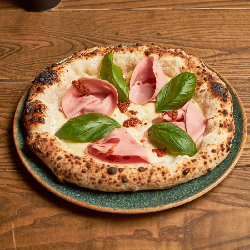 Состојки за наполетанска пица Mortadella