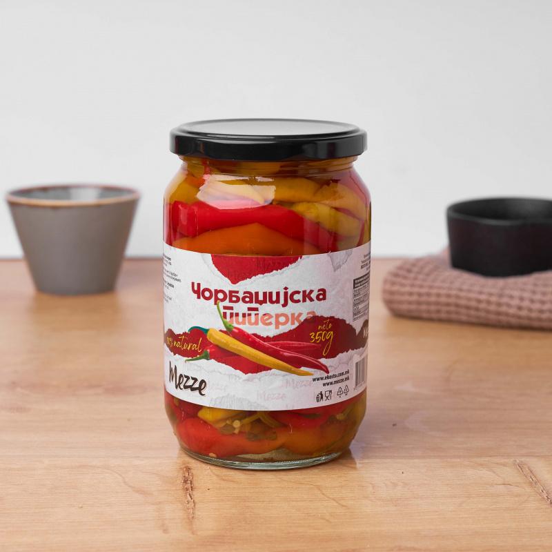Чорбаџиска пиперка