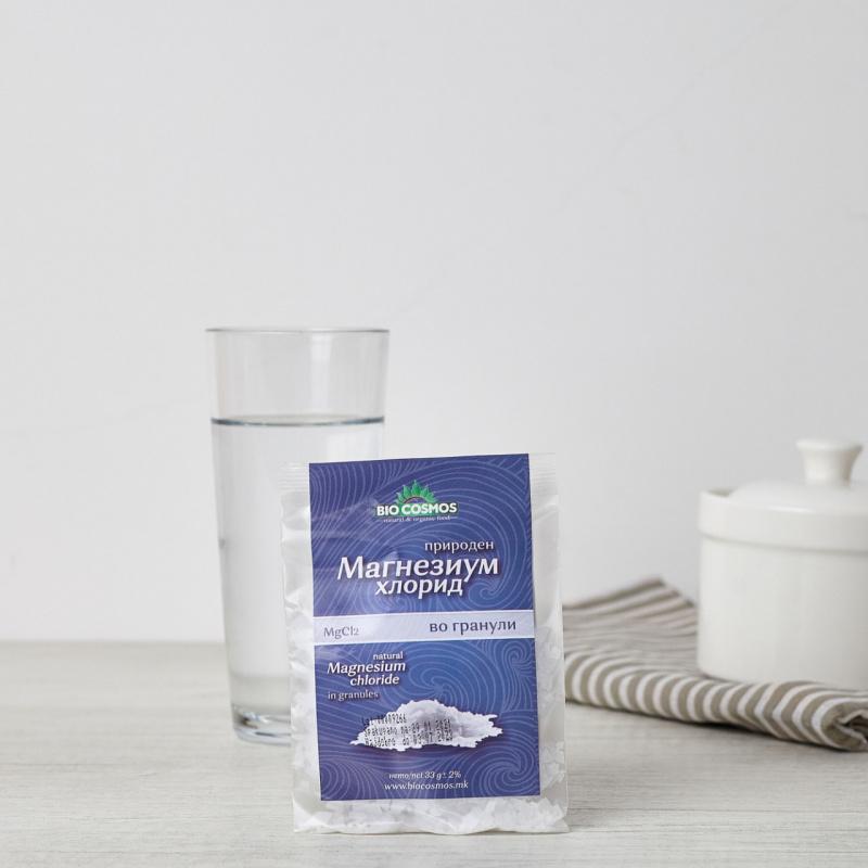 Магнезиум хлорид гранули
