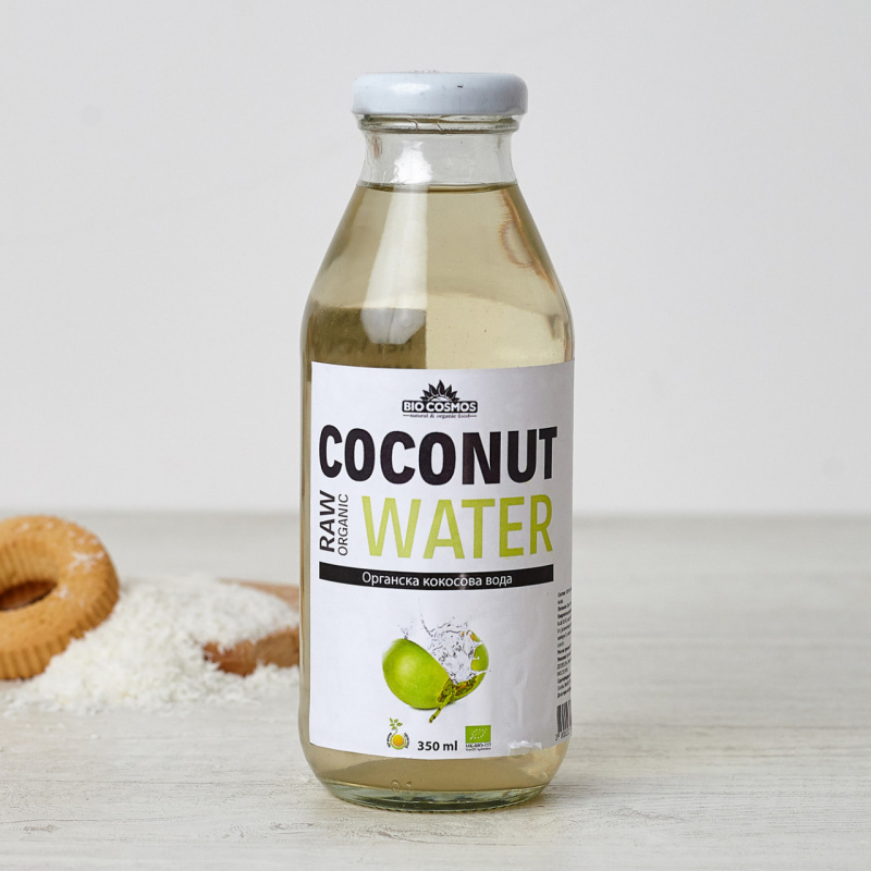 Органска Кокосова вода