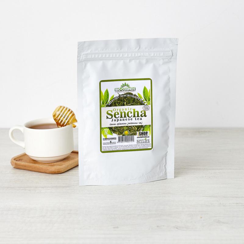 Органски Сенча чај