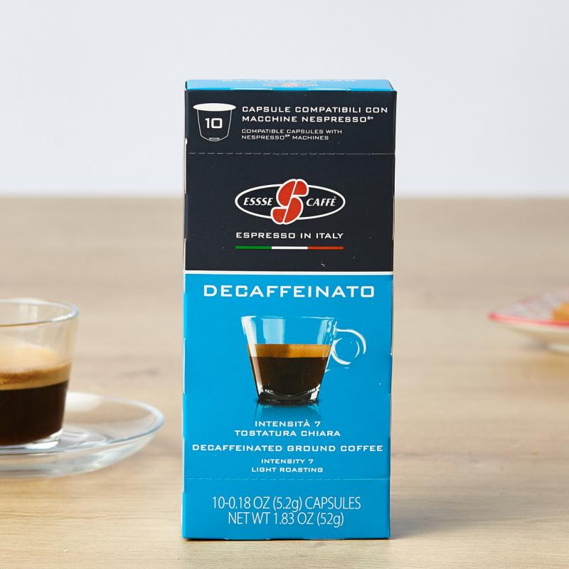 Кафе капсули Essse Decaffeinato (Nespresso компатибилни)