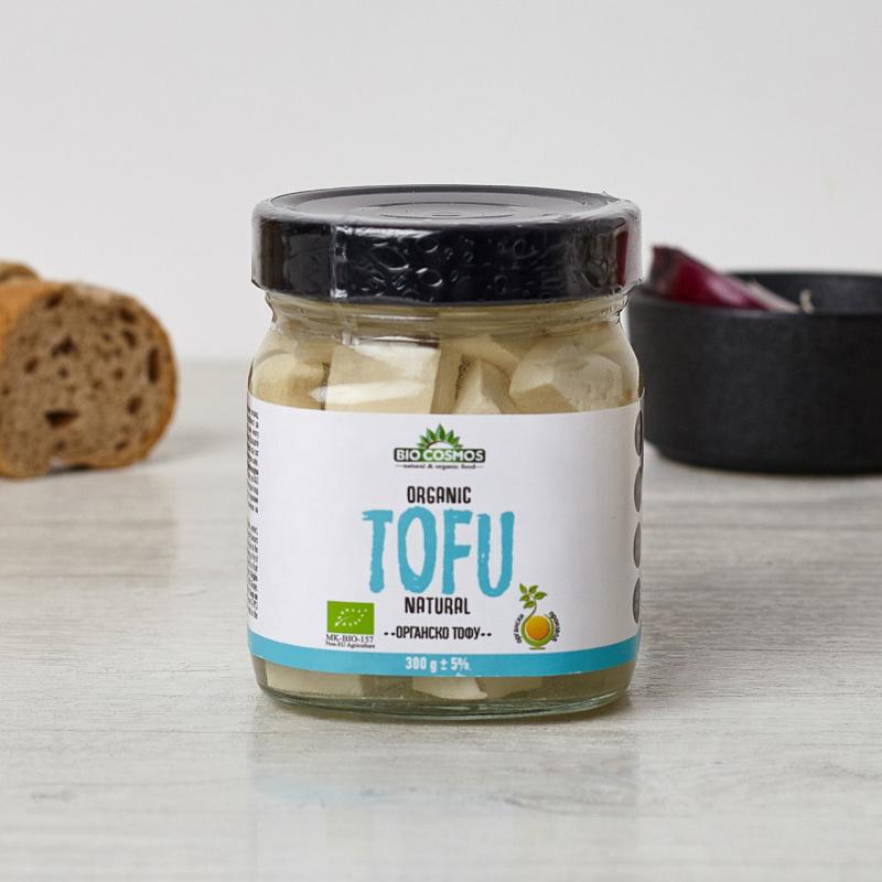 Органско тофу