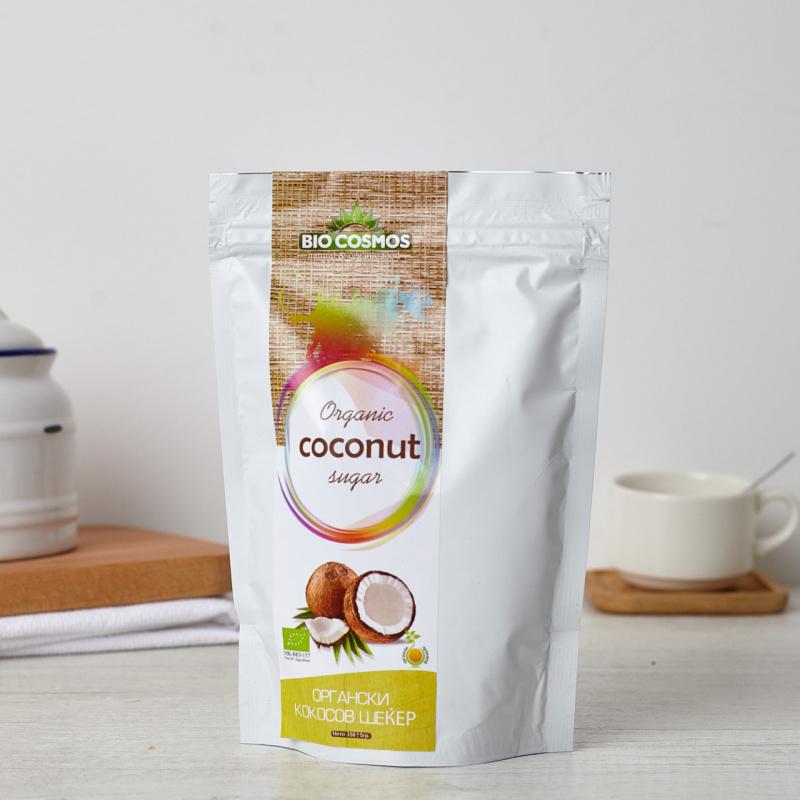 Органски кокосов шеќер