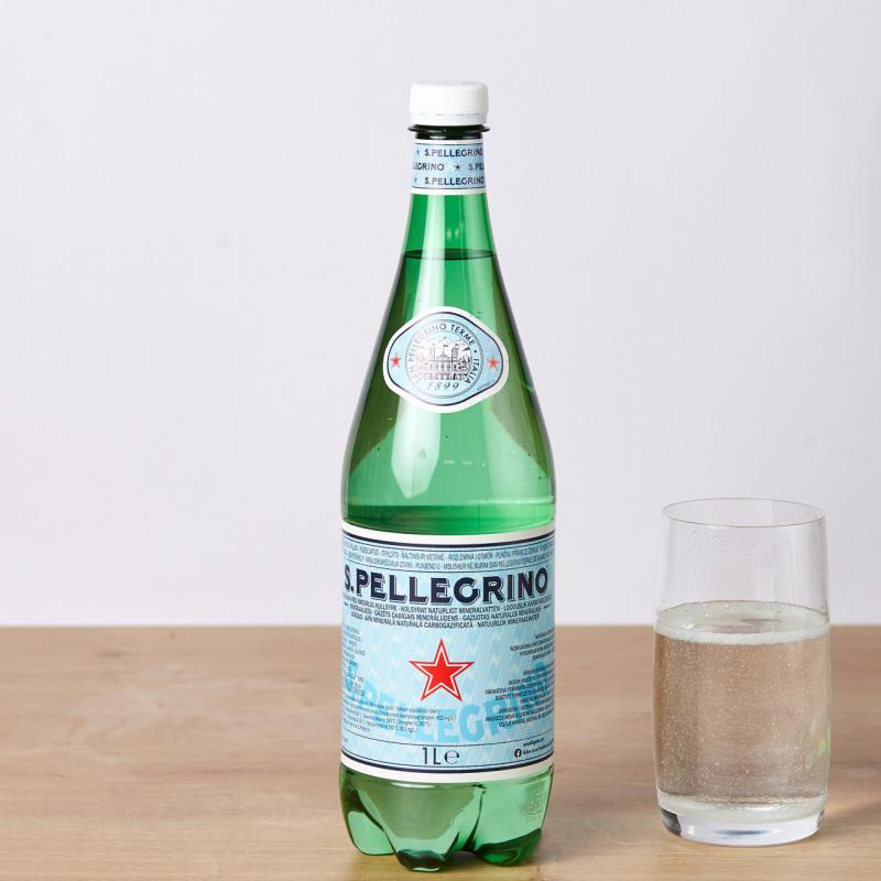 Газирана вода San Pellegrino