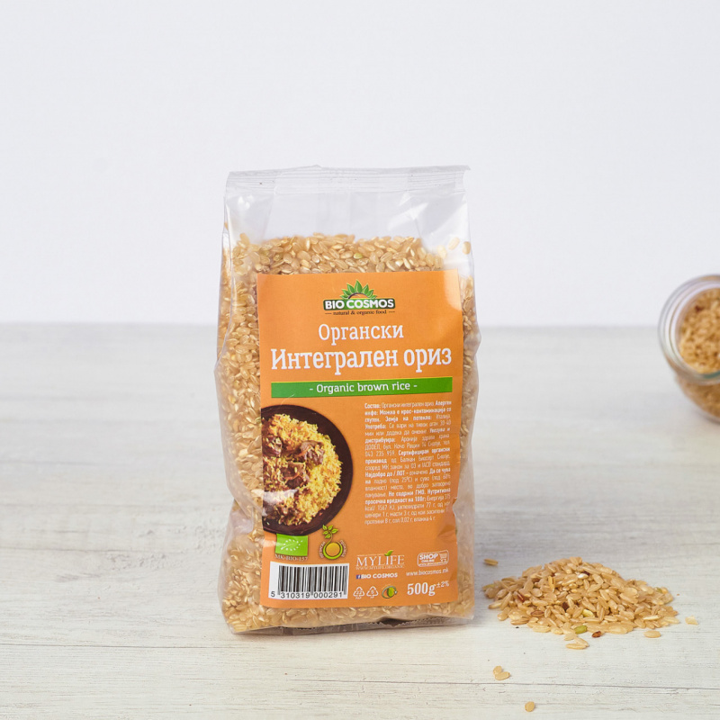 Органски интегрален ориз