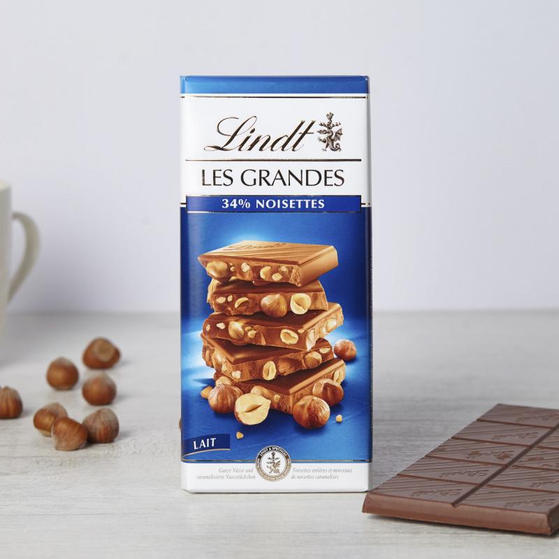 Млечно чоколадо со лешници