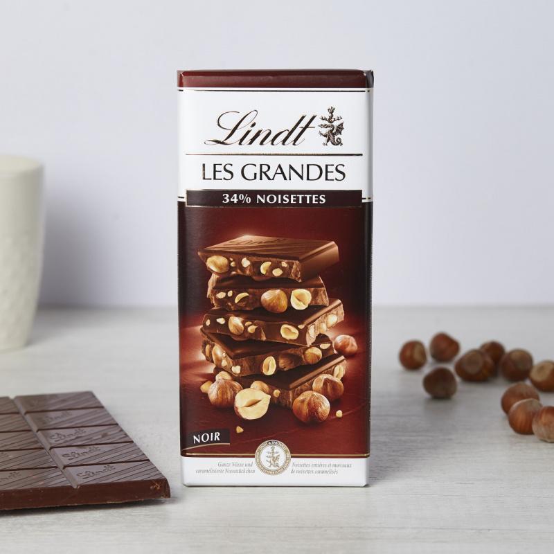Темно чоколадо со лешници