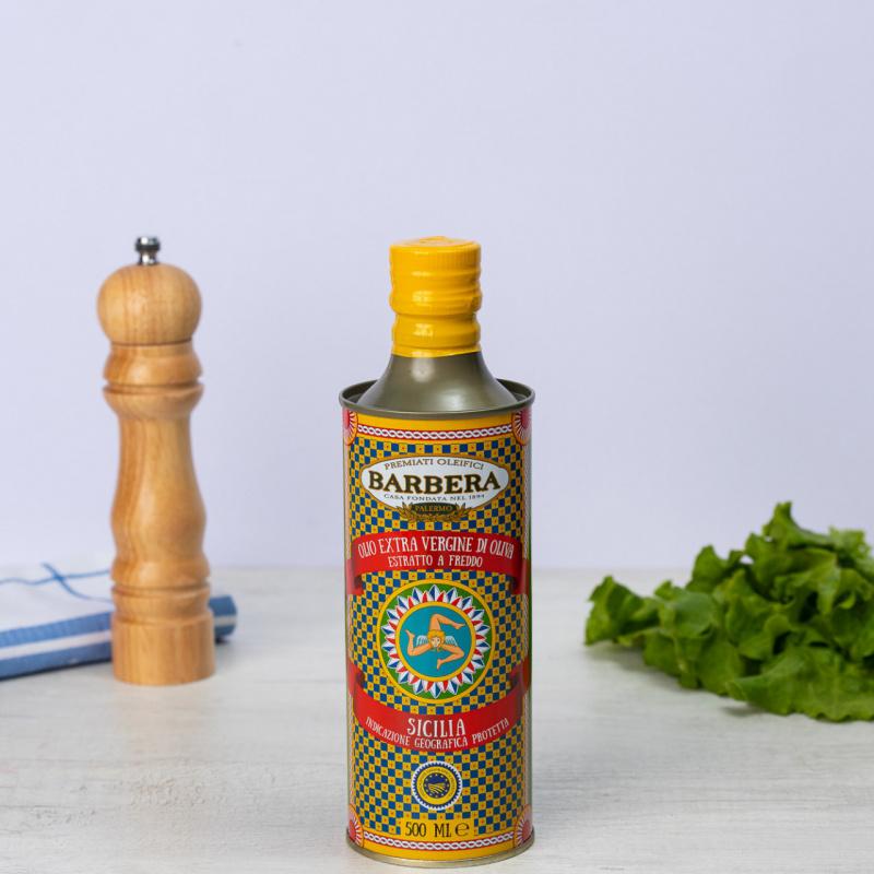 Екстра девствено сицилијанско маслиново масло