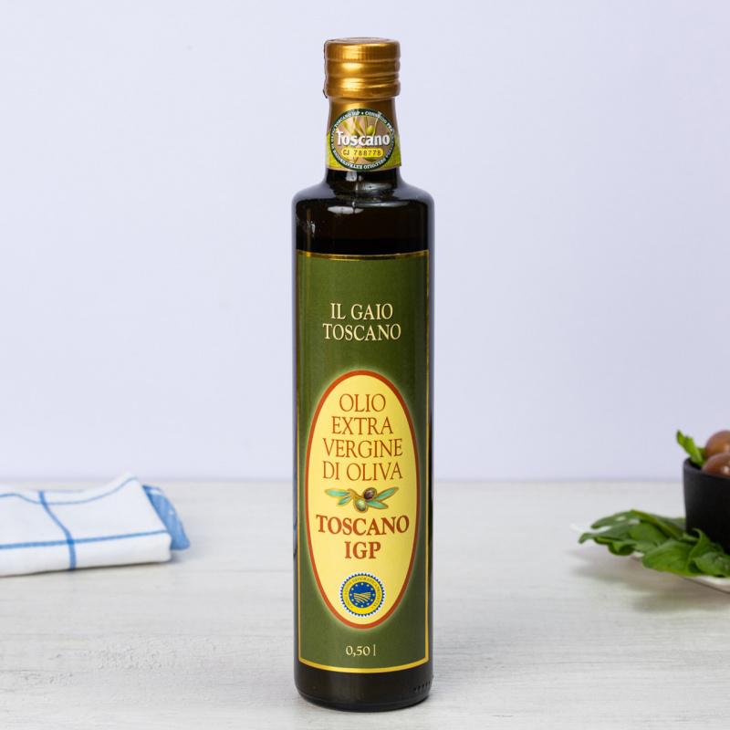 Екстра девствено маслиново масло од Тоскана