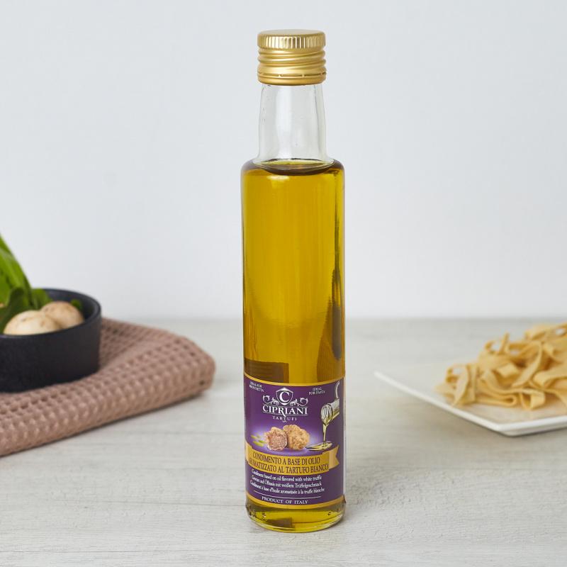 Маслиново масло со бел тартуф