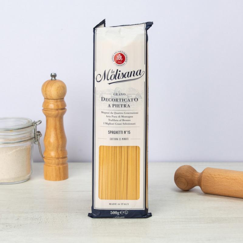 Тестенини од тврда пченица Шпагети