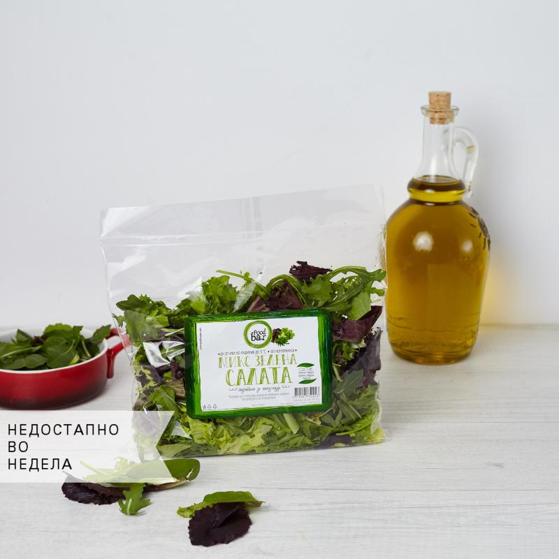 Микс зелена салата