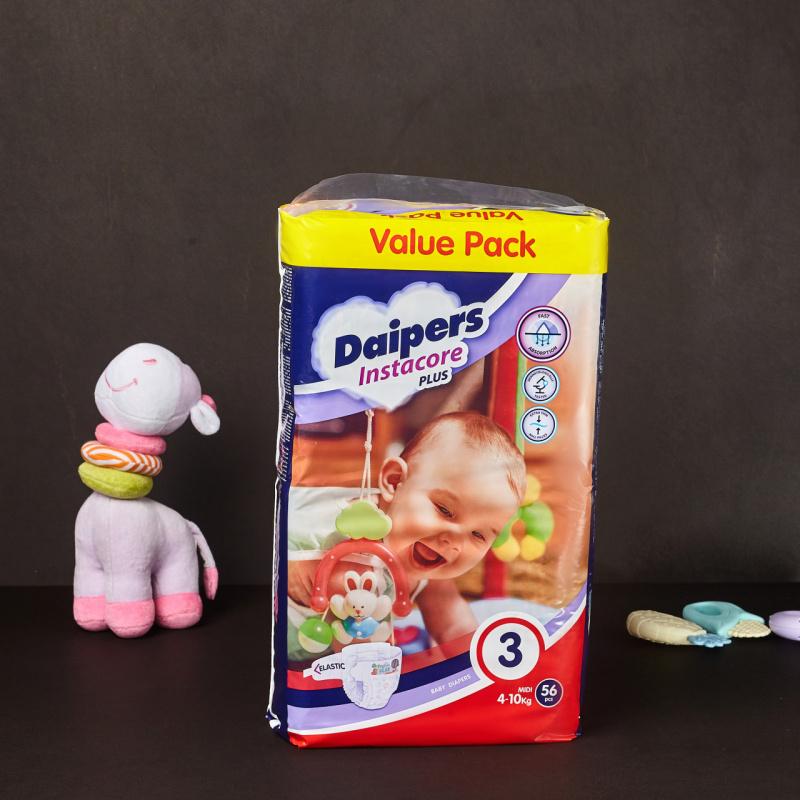Бебешки пелени големина 3