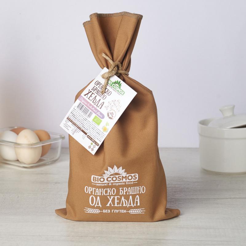 Органско безглутенско брашно од хељда