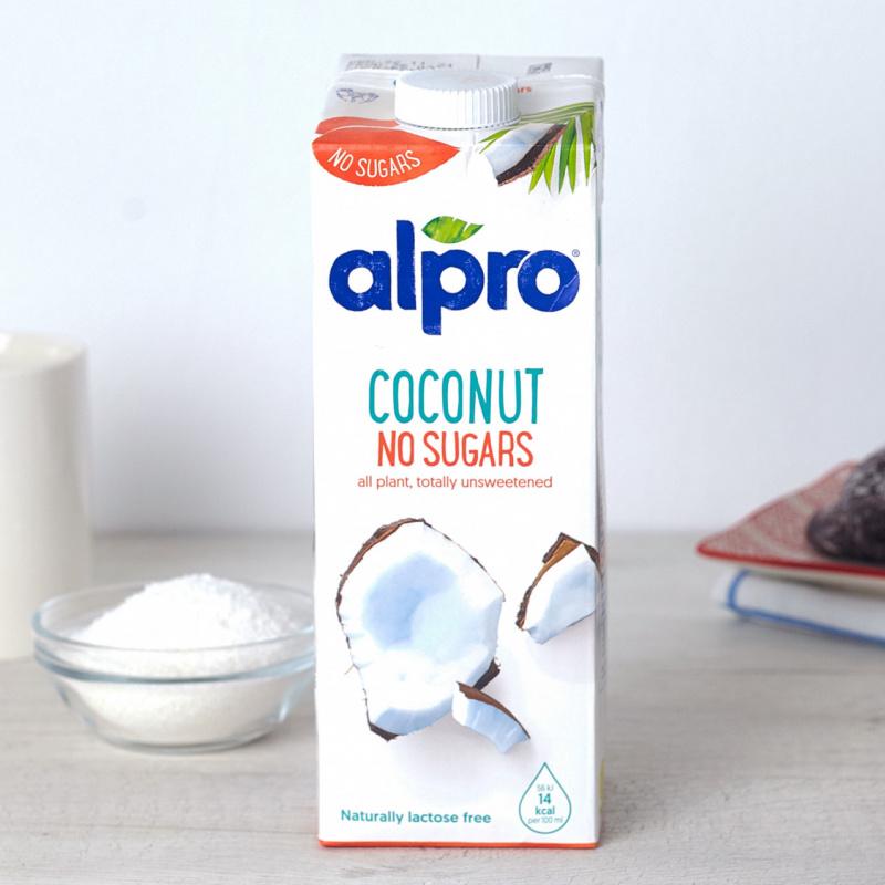 Кокосов напиток незасладен