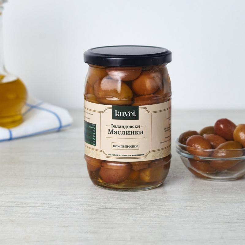 Валандовски маслинки
