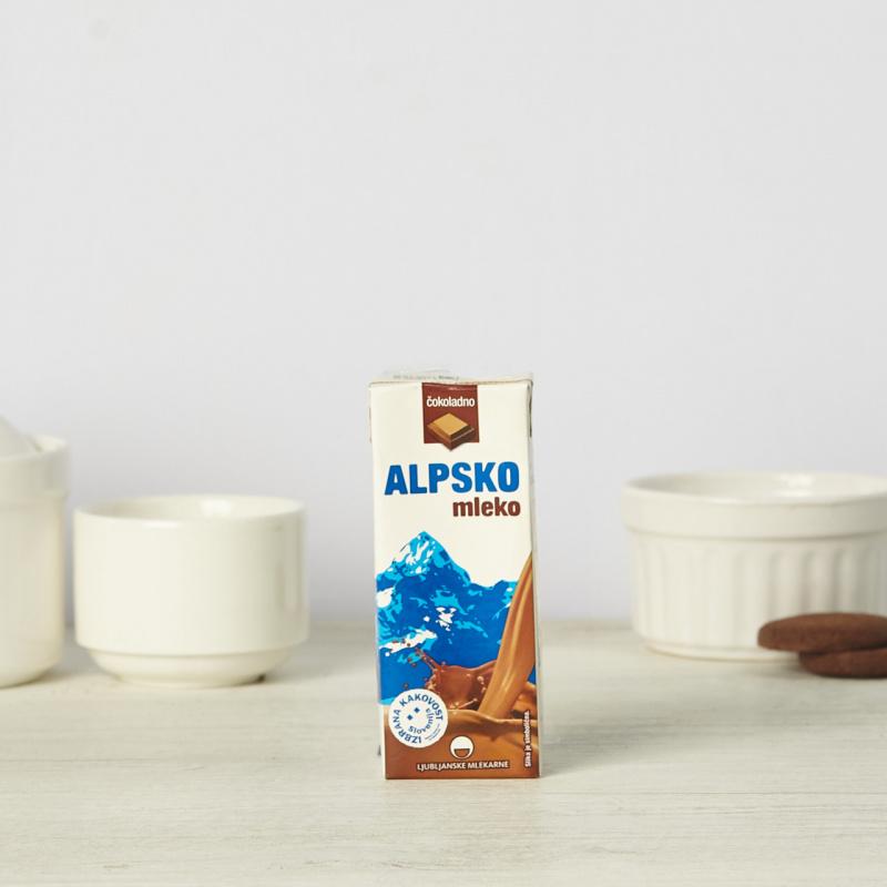 Кравјо чоколадно млеко