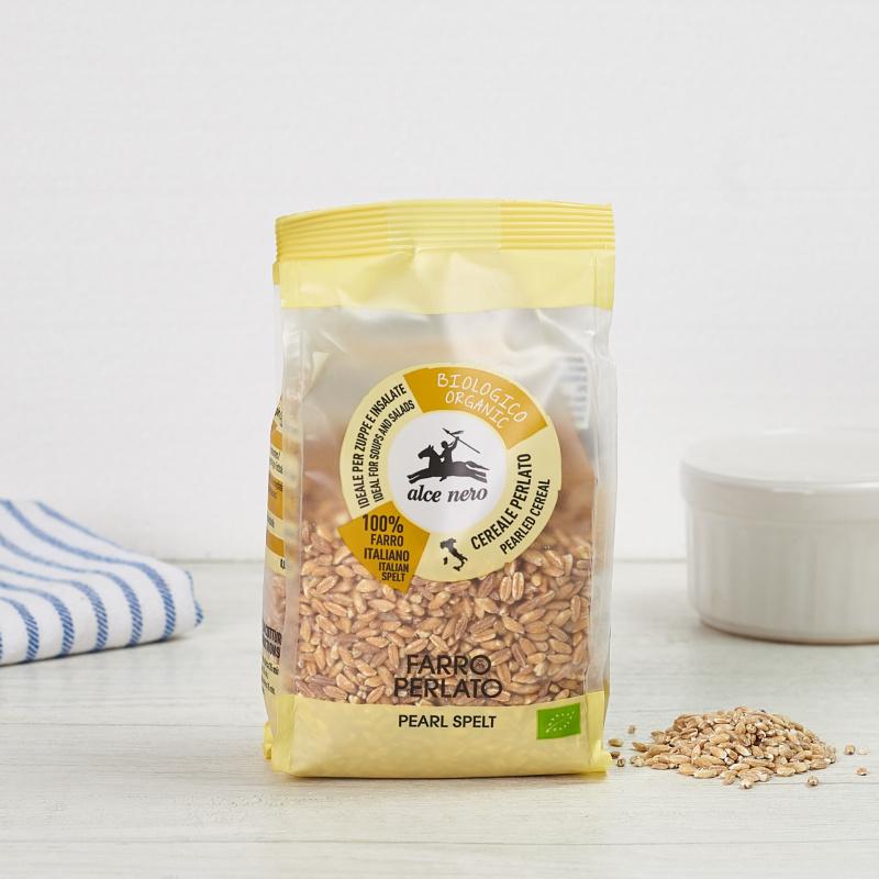 Органска бисерна пченица спелт