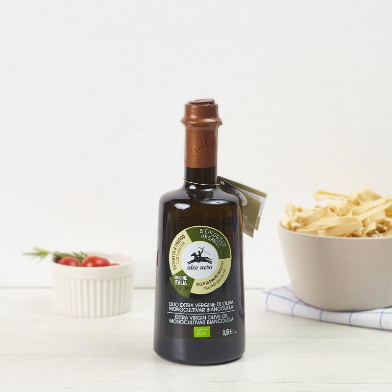"Органско екстра девствено маслиново масло ""Бианколилла"""