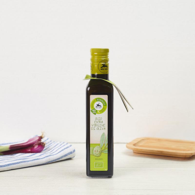 Органско екстра девствено маслиново масло Бејби фуд