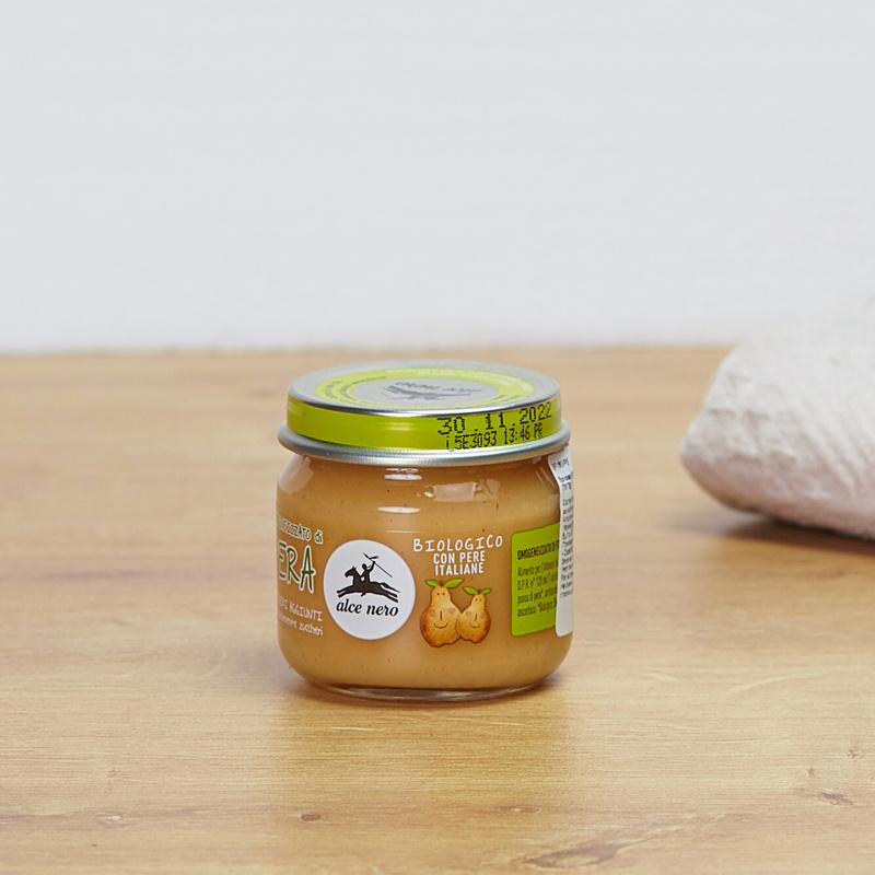 Органска храна за бебиња од круша