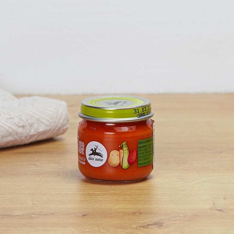 Органски сос од домати со зеленчук