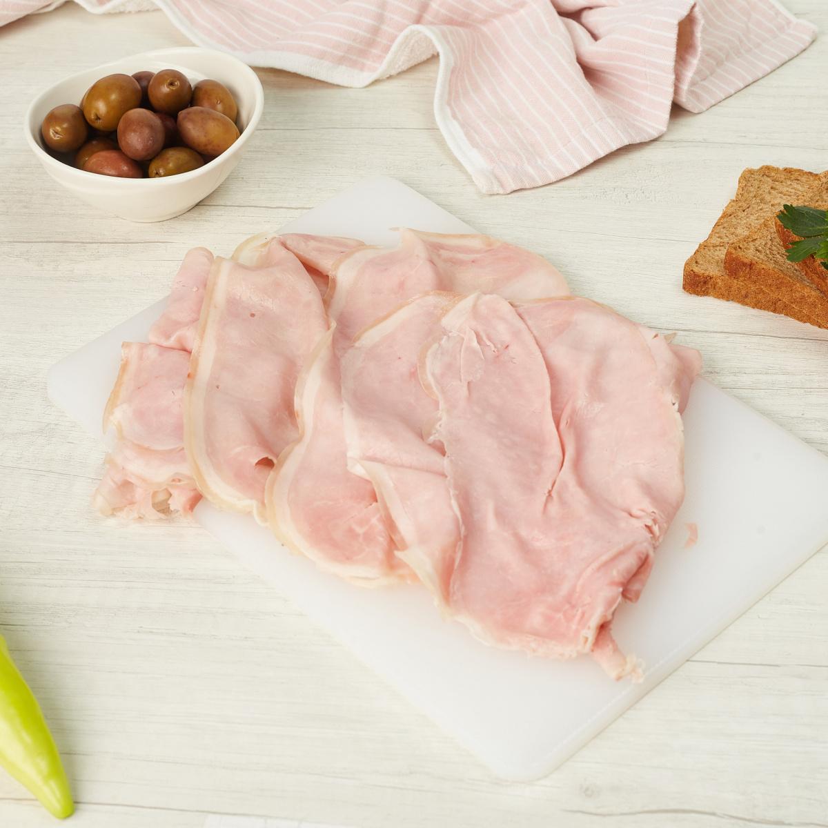 Варена свинска пршута