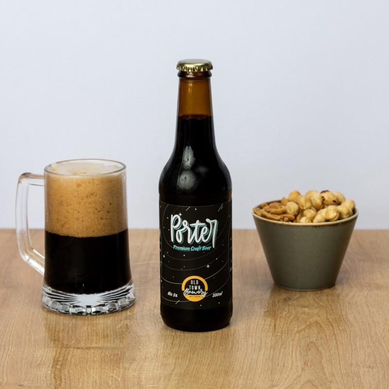 Темно пиво Porter