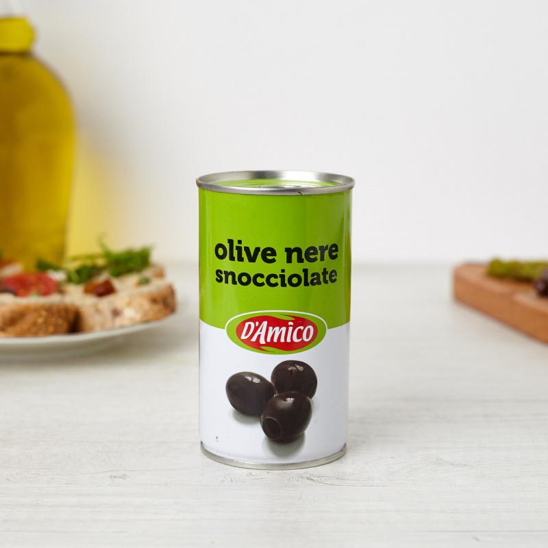 Црни маслинки без семка