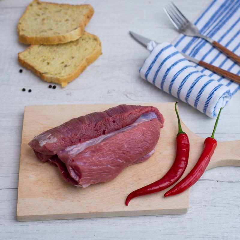 Плешка бејби биф од свежо телешко месо