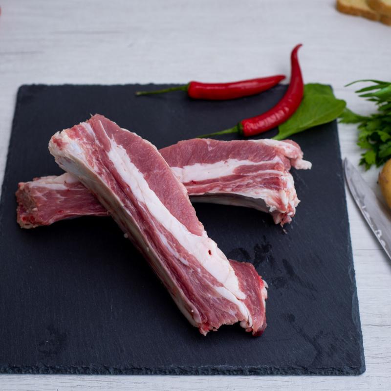 Ребро од свежо телешко месо