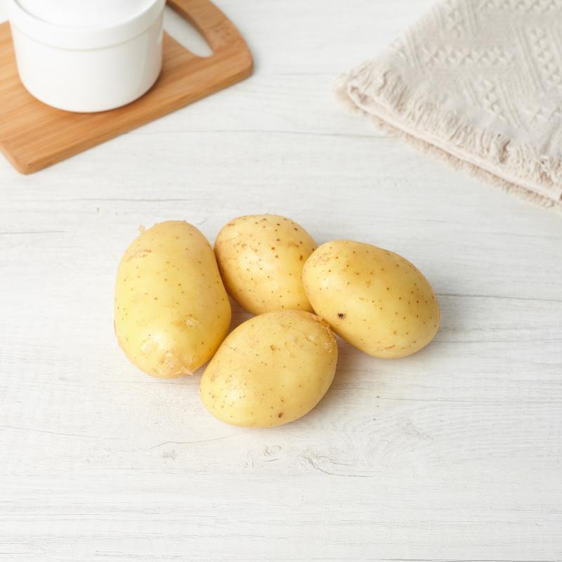 Млад компир