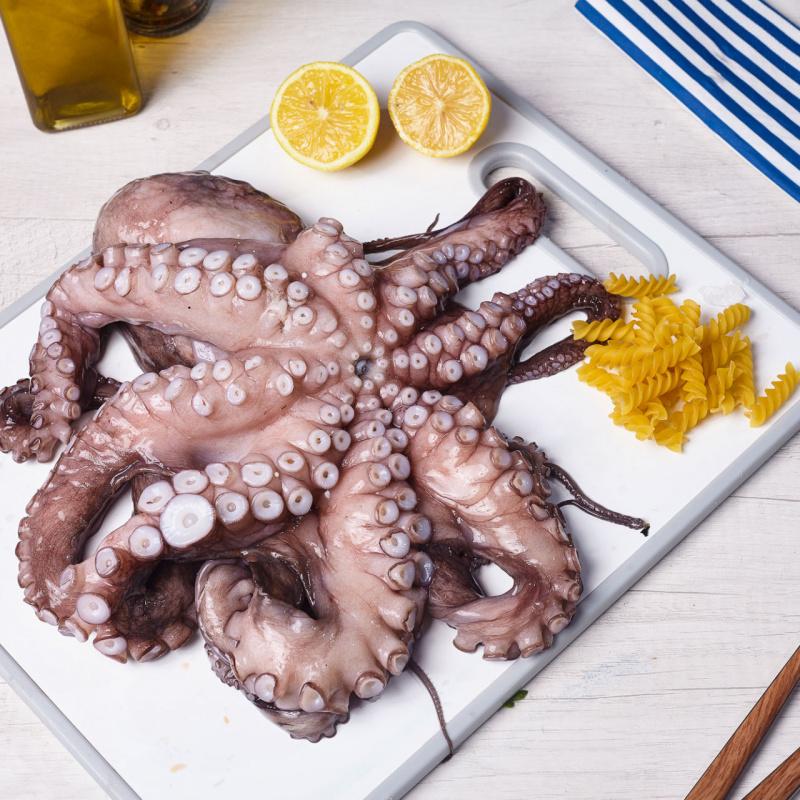 Свеж октопод